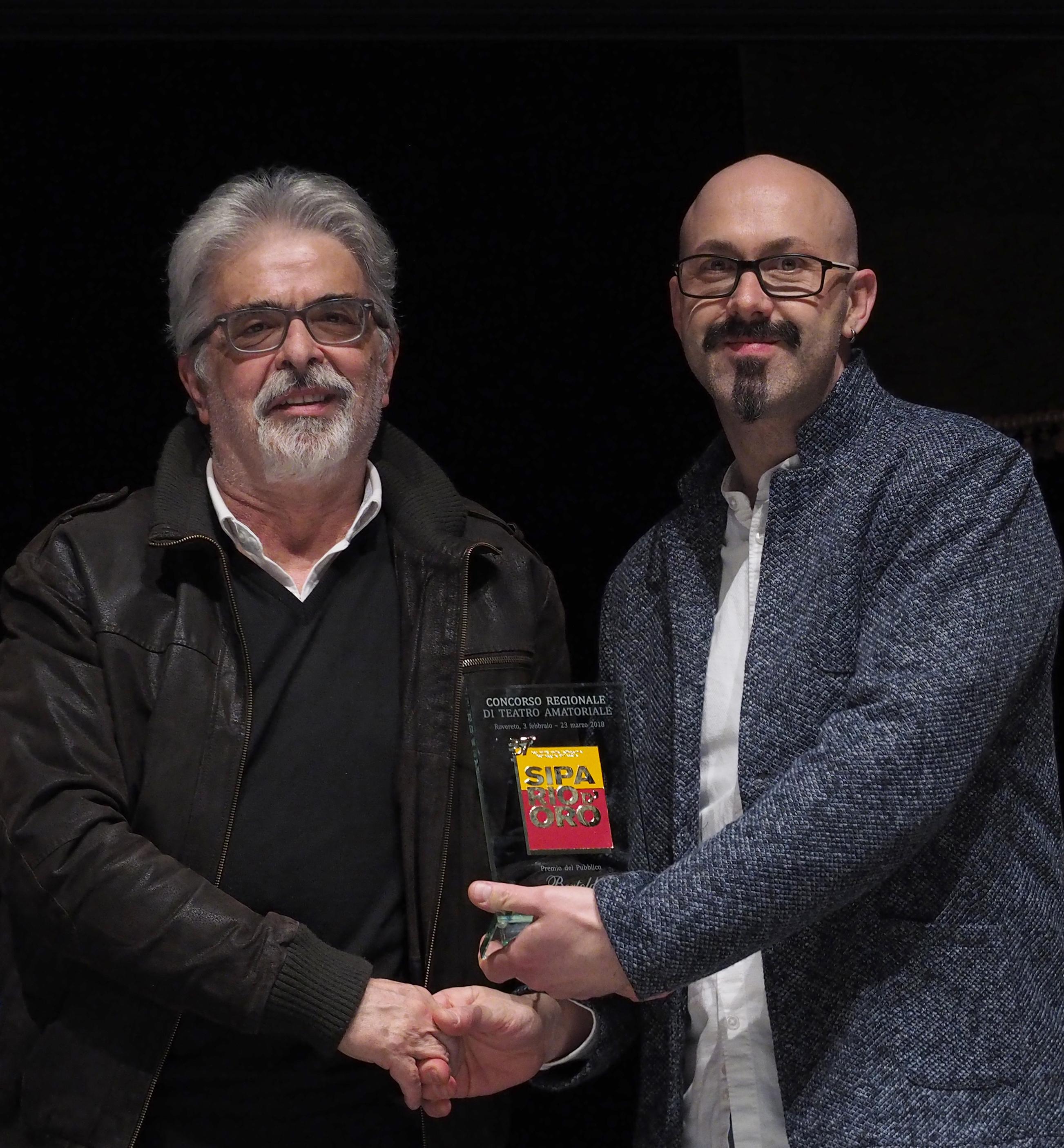Premio del Pubblico - Regionale - Bertoldo della Filo S.Martino di Fornace