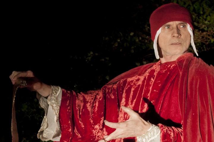 Teatro dei Pazzi di San Donà di Piave - L inferno veneto di Dante