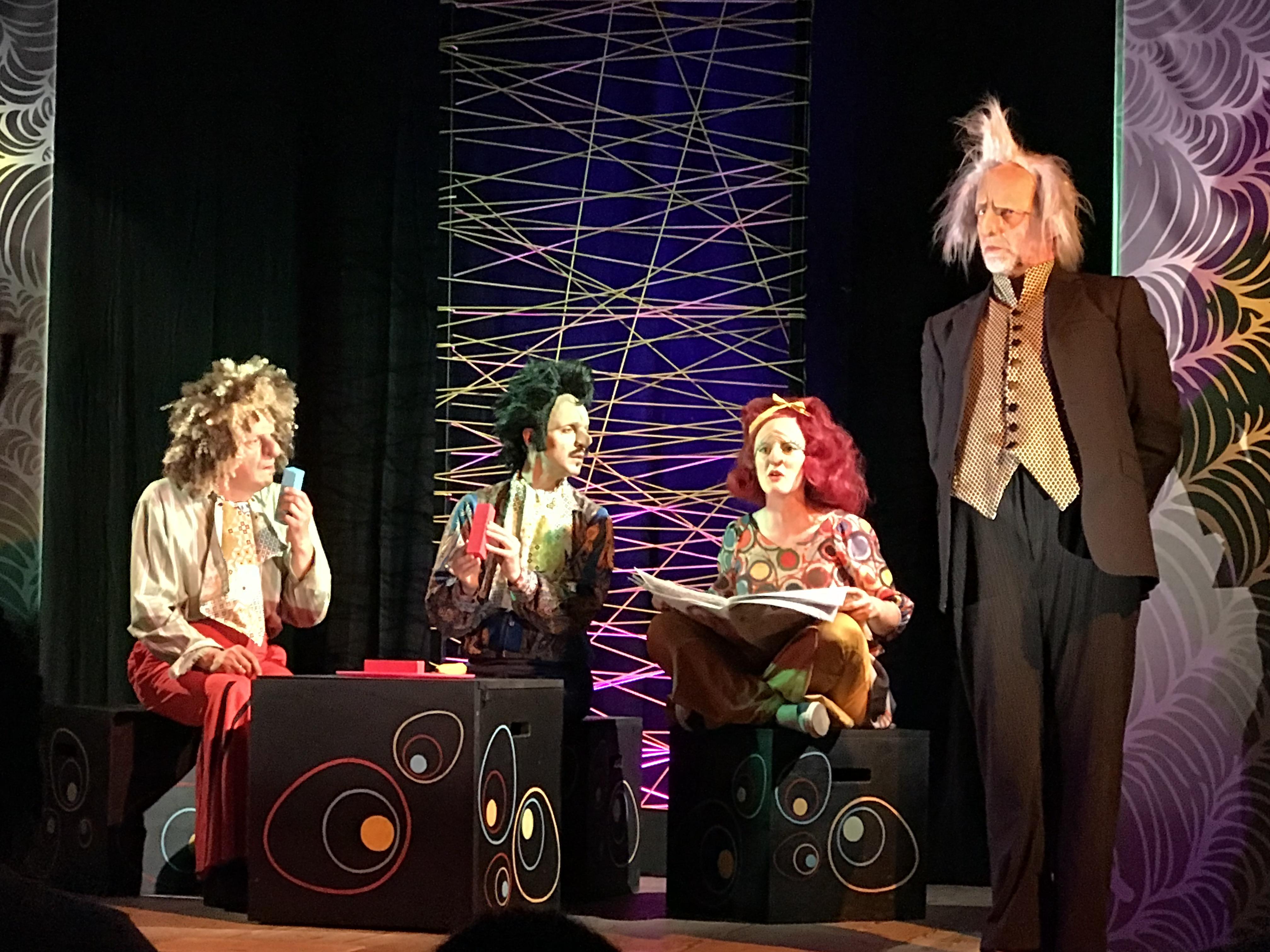 Teatroimmagine Venezia - OperaXXX